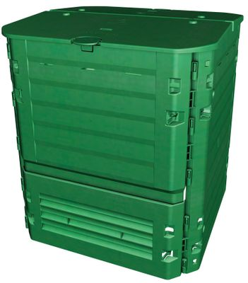 THERMO-KING composter 900 litres, green