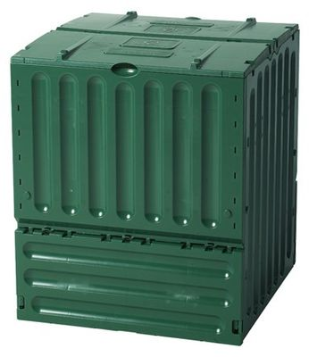 ECO-KING composter 400 litres, green