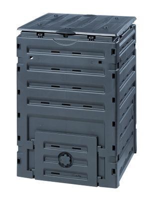 ECO MASTER composter 300 litres, black
