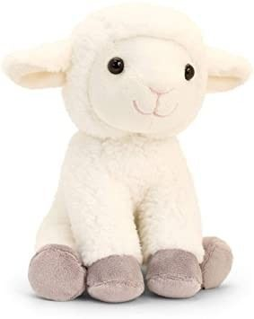 30cm Sitting Sheep