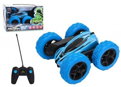 REMOTE CONTROL DOUBLE SIDED STUNT CAR 16CM