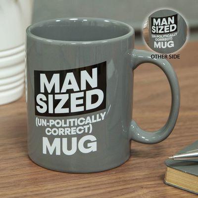 Ministry of Humour Large Oversized Mug - Man Sized