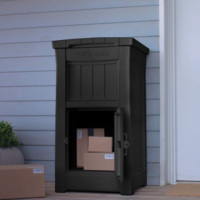 Parcel Box Anthracite