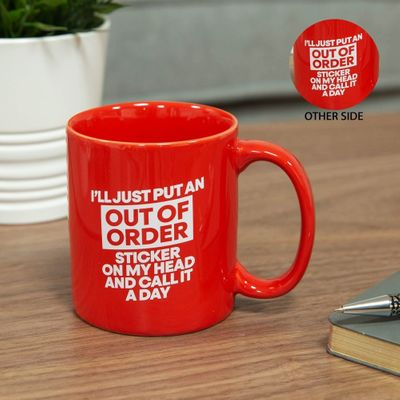Ministry of Humour Mug - Out of Order