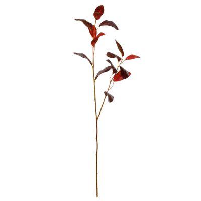 Glamis Leaf Spray Chocolate (76cm)