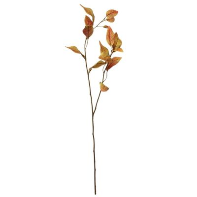 Glamis Eucalyptus Leaves Gold Brown (76cm)
