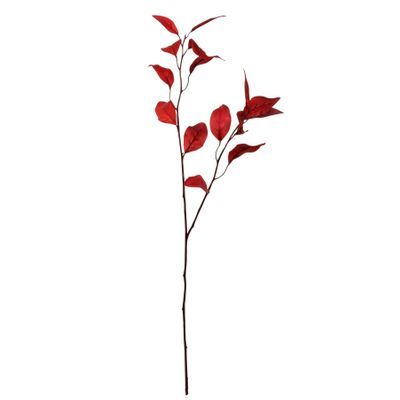 Glamis Eucalyptus Leaves Red (76cm)