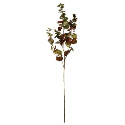Glamis Large Eucalyptus Spray by 3 Brown (108cm)