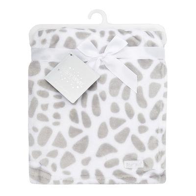 Babies plush blanket - Giraffe