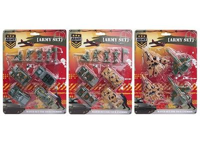 Army Military Sets (3 Assorted)