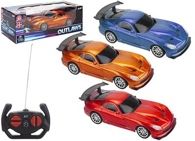 Metallic Street Viper Car (3 Assorted)