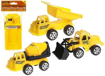 Construction Trucks (Assorted)