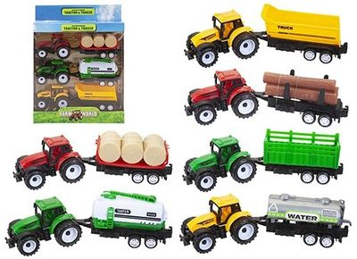 3Pc Tractor (Assorted Product)