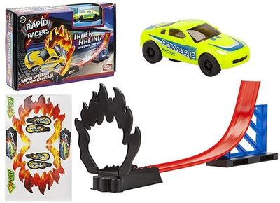Track Race And Jump Set
