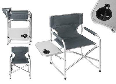 Slate Grey Directors Chair