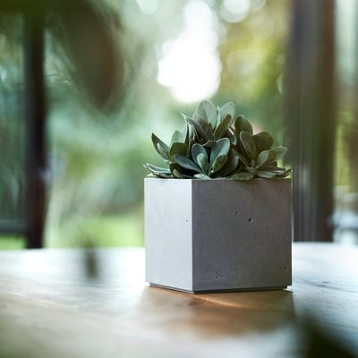 13cm Beton Cube