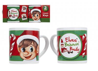 Elf Coffee Mugs