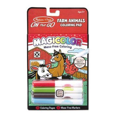 MAGICOLOUR Farm animals