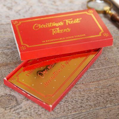 Redeemable Christmas Token