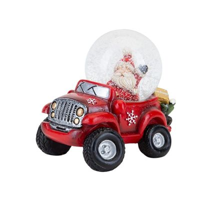 Santa Waterball