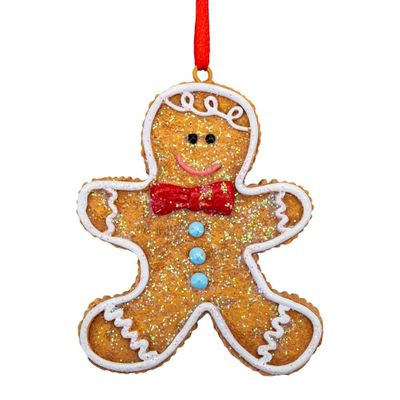 Gingerbread Hanging Decoration