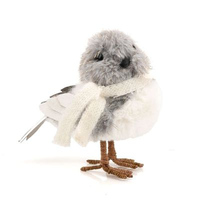 Fluffy Bird Decoration