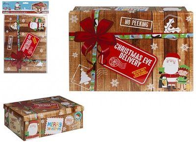 Small Christmas Eve Box (21 x 32cm)