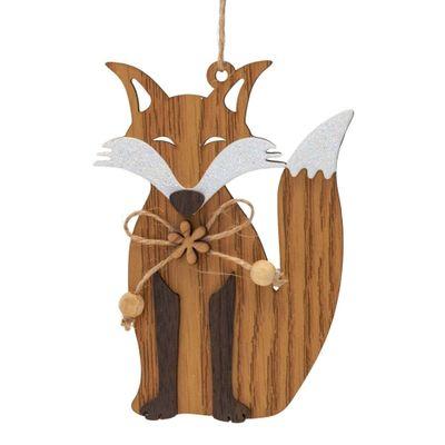 Fox Decoration