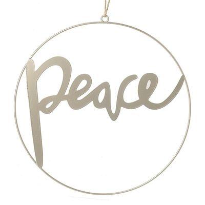 Peace Hanging Decoration