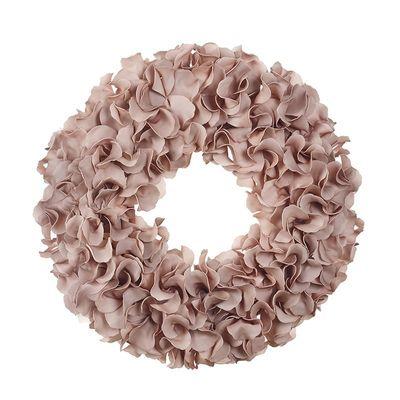 Pink Blossom Wreath