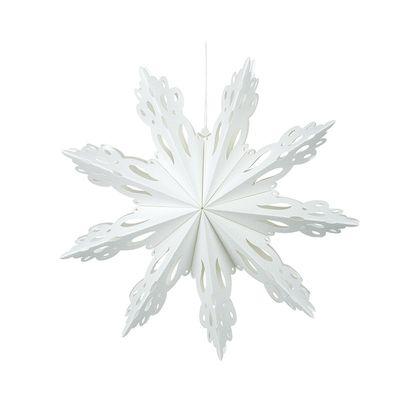 Hanging Paper Snowflake