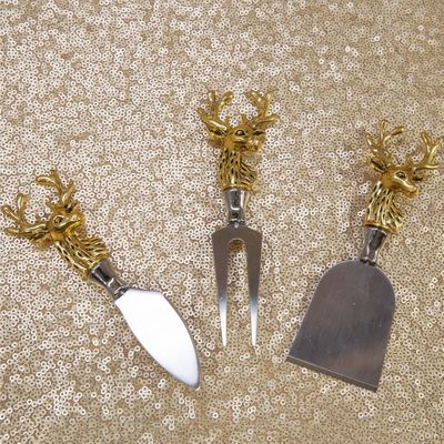 Set of 3 Stag
