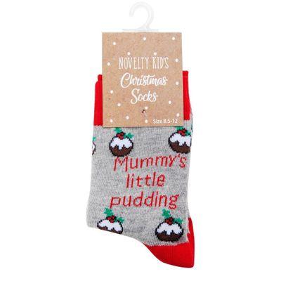 Kids Mummys Little Pudding Socks **MULTI 6**