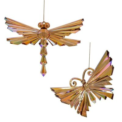 Dragonfly & Butterfly Tree Decoration **ASTD MULTI 2**