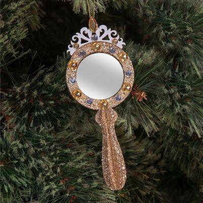 Hand Mirror Hanging Tree Decoration **MULTI 2**