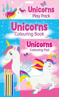 Unicorns Play Pack