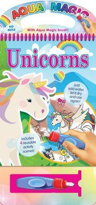 Unicorns Aqua Magic
