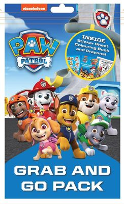 Paw Patrol Grab and Go Pack
