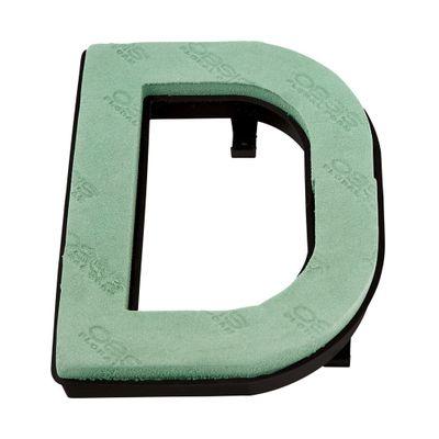 Naylorbase Black Qc Letter D