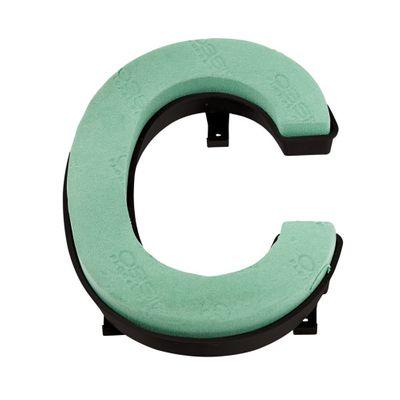 Naylorbase Black Qc Letter C