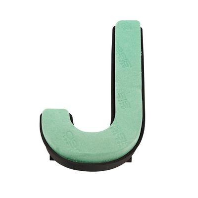 Naylorbase Black Qc Letter J