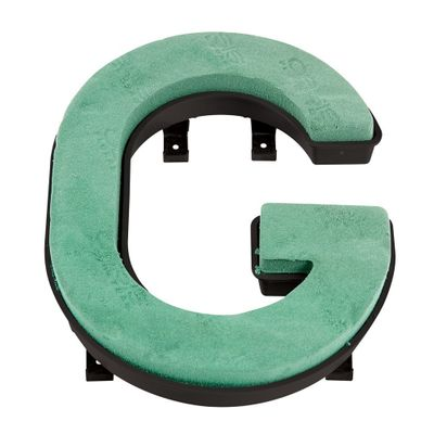 Naylorbase Black Qc Letter G