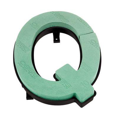 Naylorbase Black Qc Letter Q