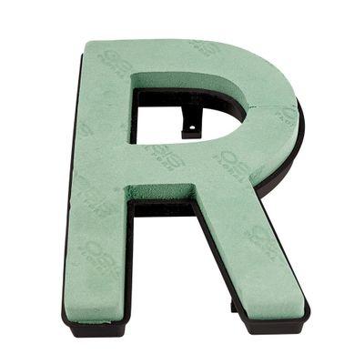 Naylorbase Black Qc Letter R