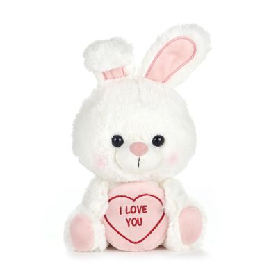 "Love Hearts 18Cm (7"") Bunny"