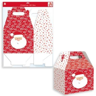 Christmas Folding Box