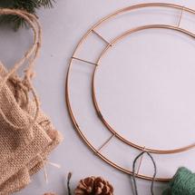 Wire Wreaths sub