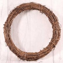 Grapevine wreath sub