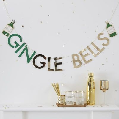 Gingle Bells Bunting
