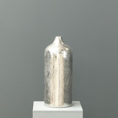 aluminium flower vase sheet nickel